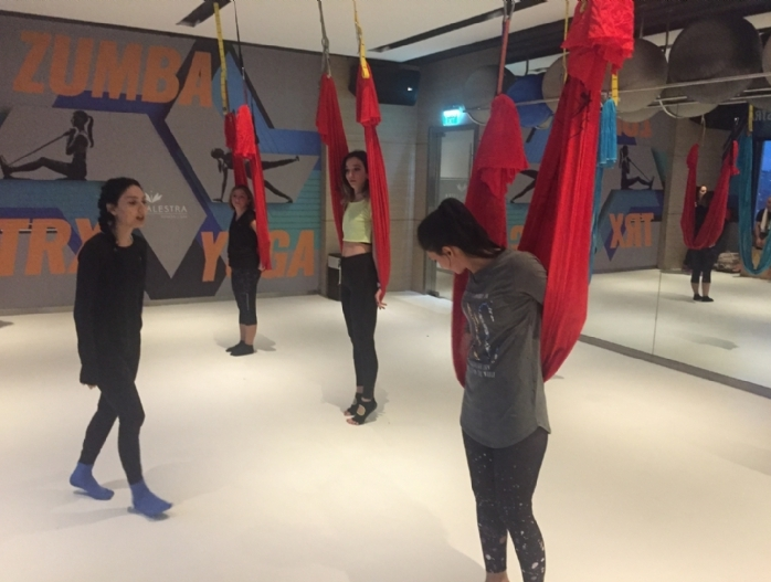 Antigravity work shop