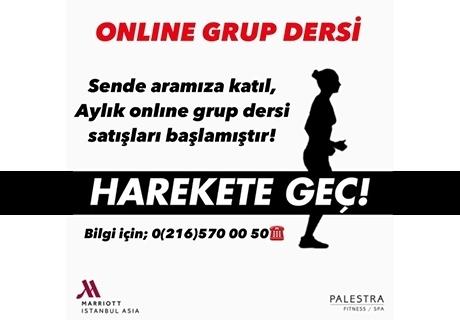 Online Grup Dersleri
