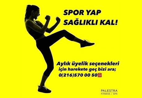 Spor Yap Sağlıklı Kal