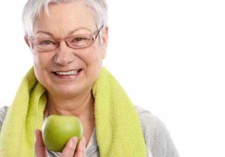 Menopoz Döneminde Beslenme