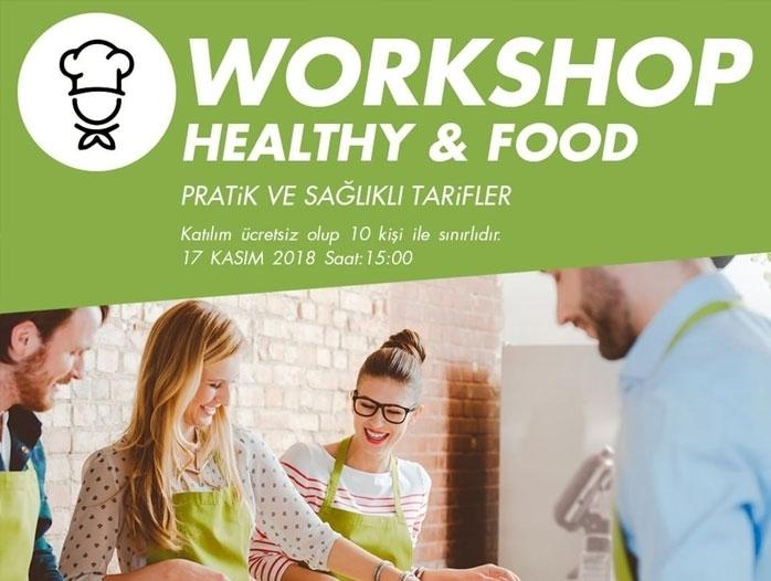 Sağlıklı Beslenme Workshop